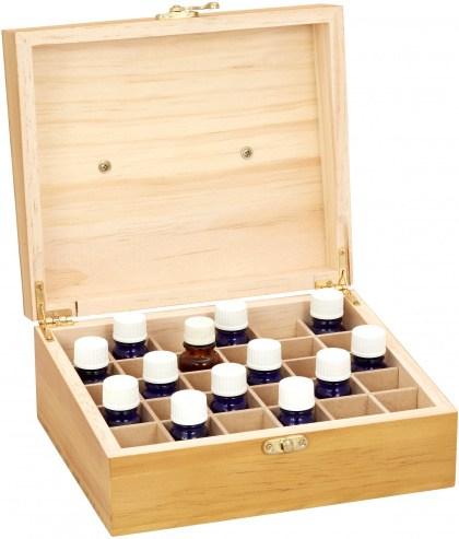 Aromamist Boutique Essential Oil Storage Box (30 Slots)