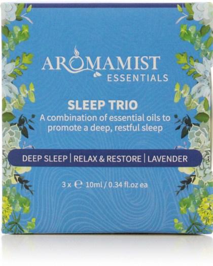 Aromamist Essentials Sleep Trio (Deep Sleep, Lavender, Relax & Restore)