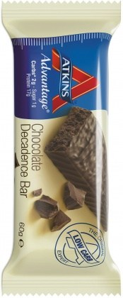 Atkins Advantage - Chocolate Decadence 15x60g