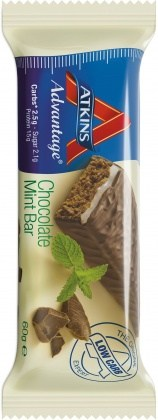 Atkins Advantage - Chocolate Mint 15x60g