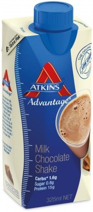 Atkins Advantage Milk Chocolate Shake 325ml