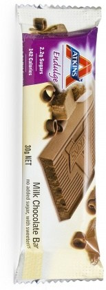 Atkins Endulge Single - Milk Chocolate 15x30g