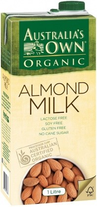 Australia's Own Organic Almond Milk 8x1L