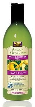 Avalon Bath & Shower Gel Ylang Ylang 350ml