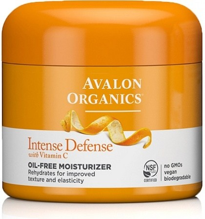 Avalon Organics Intense Defense with Vitamin C Oil Free Moisturizer 50ml