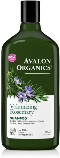 Avalon Organics Volumizing Rosemary Shampoo 325ml