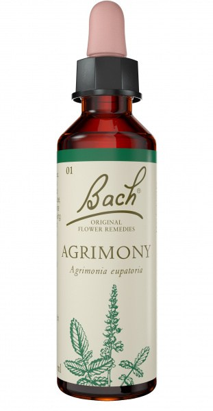 Bach Flower Agrimony 10ml