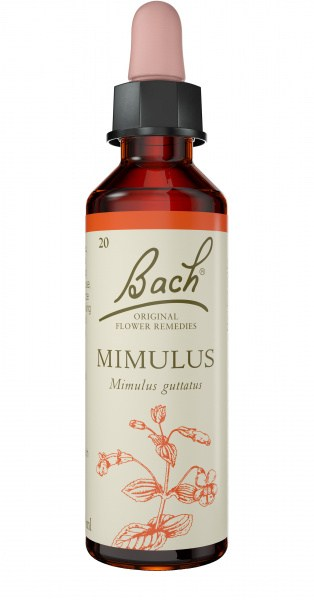 Bach Flower Mimulus 10ml