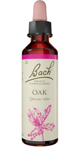 Bach Flower Oak 10ml