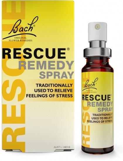 Bach Flower Rescue Remedy 20ml Spray