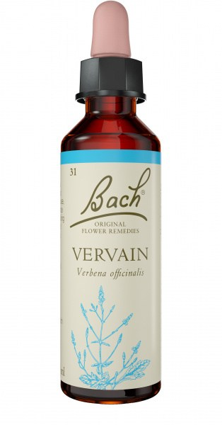 Bach Flower Vervain 10ml