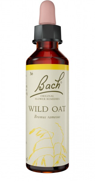 Bach Flower Wild Oat 10ml