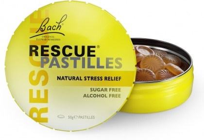 Bach Rescue Remedy Pastilles Original Single