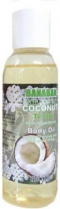 Banaban Extra Virgin Coconut TE URI Body Oil 125ml