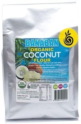 Banaban Organic Coconut Flour 1Kg
