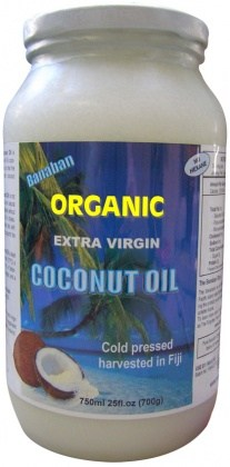 Banaban Organic Extra Virgin Coconut Oil 750ml