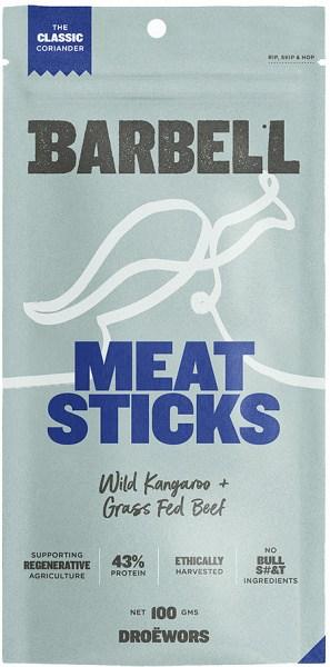 Barbell Classic Coriander Meat Sticks  100g