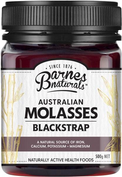 Barnes Naturals Australian Blackstrap Molasses 500g