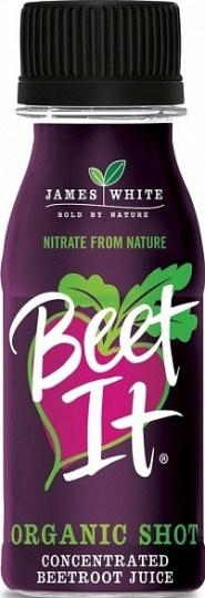 Beet It Organic Beetroot Shot Concentrated Natural Juice 70ml