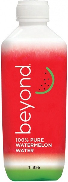 Beyond 100% Pure Watermelon Water  1L