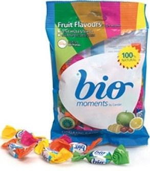 Bio Moments Organic Assorted Fruit  Bag 60g