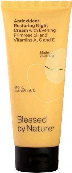 Blessed By Nature Antioxidant Restoring Night Cream 100ml