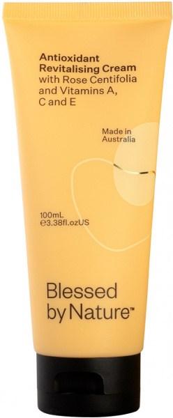 Blessed By Nature Antioxidant Revitalising Cream 100ml