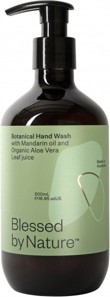Blessed By Nature Botanical Hand Wash 500ml