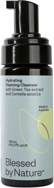 Blessed By Nature Hydrating Foaming Cleanser 150ml