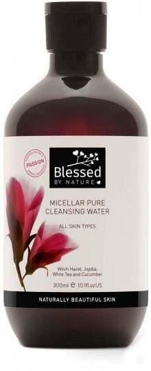Blessed By Nature Micellar Pure Cleansing Water 300ml DEC22