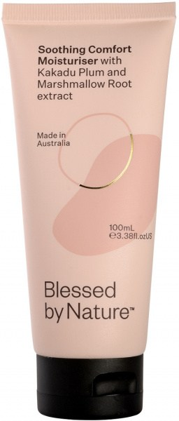 Blessed By Nature Soothing Comfort Moisturiser 100ml