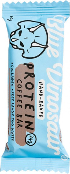 Blue Dinosaur Protein Coffee Bars 12x60g