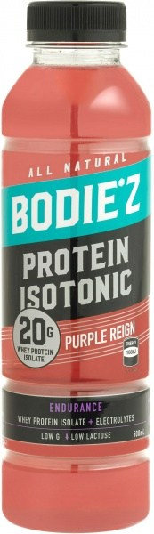 BODIE'z Protein Isotonic Endurance (20g WPI) Purple Reign 500ml
