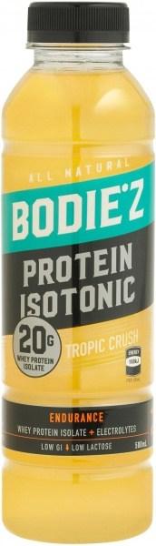 BODIE'z Protein Isotonic Endurance (20g WPI) Tropic Crush 500ml