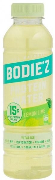 BODIE'z Protein Water Vitalise (15g WPI) Lemon Lime 500ml