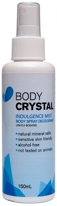 Body Crystal Mist Indulgence Fragrance 150ml
