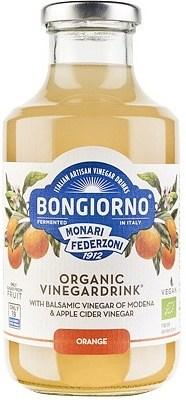 Bongiorno Orange Organic Vinegar Drink  500ml NOV21