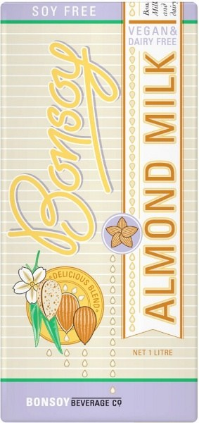 Bonsoy Almond Milk 1L