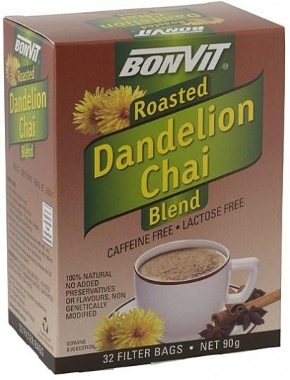 Bonvit Dandelion Chai Blend  32 Filter Bags