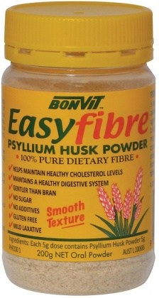 Bonvit Easyfibre Psyllium Husk Powder  200g