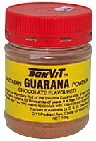 Bonvit Guarana Powder CHOCOLATE 100g