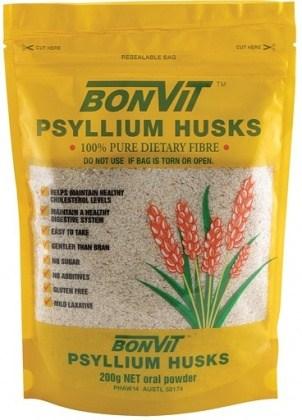 Bonvit Psyllium Husk Gluten Free 200g