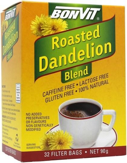 Bonvit Roasted Dandelion Blend 32 Teabags