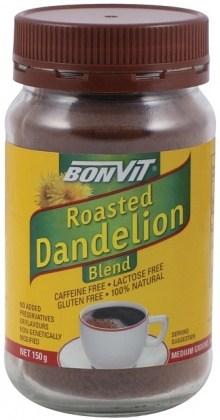Bonvit Roasted Dandelion Blend Medium Ground 175g