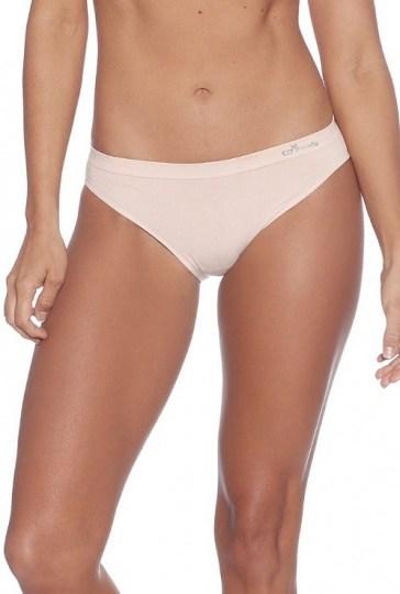 Boody Organic Bamboo Classic Bikini Nude L