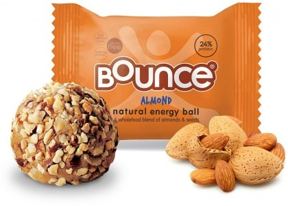 Bounce Almond Protein Balls  12x49g