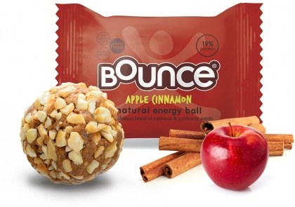Bounce Apple Cinnamon Balls  12x42g