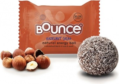 Bounce Hazelnut Cacao Balls  12x42g