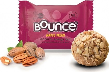 Bounce Maple Pecan Balls  12x42g