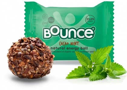 Bounce Mint Cacao Balls 12x42g
